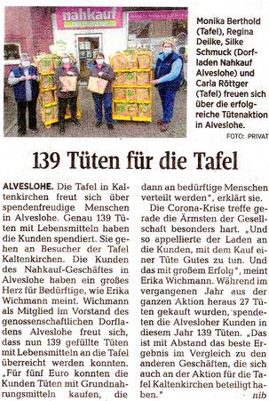 Segeberger Zeitung 16.11.2020