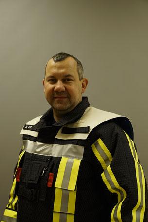 Bernd Kreutner (Wehrführer