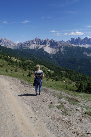 Südtiroler Berge