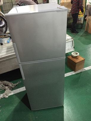 SHARP2ドア冷蔵庫13年製