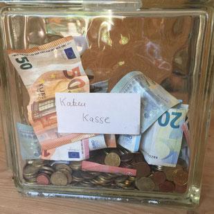 """""""Katzenkasse"""" der Glaserei Goscinski, Foto: Plück"""