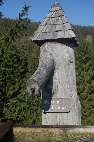 Johannesbrunnen im Mühlviertel