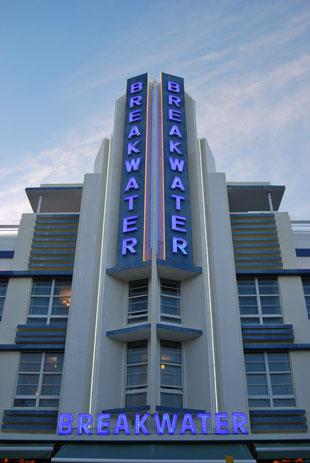 Art Deco Breakwater Building Miami Beach Photography By Heidi Mergl Architect