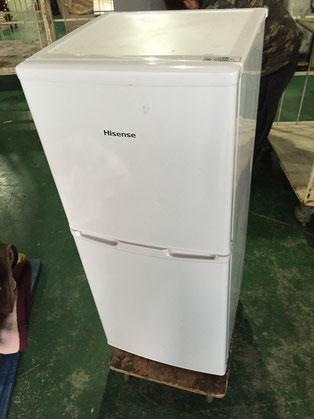 Hisense冷蔵庫