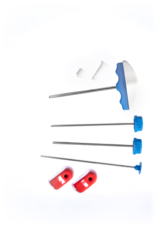 Kanülen Set BOW-1060 für die atraumatische Knochenmarkbiopsie