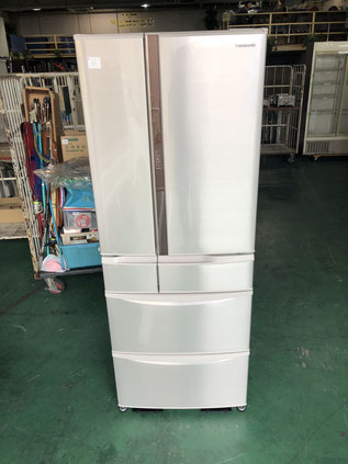 Panasonic6ドア冷蔵庫