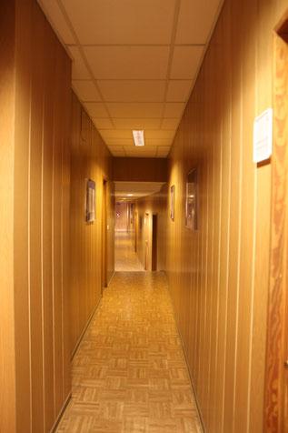 Eingangsbereich LMW