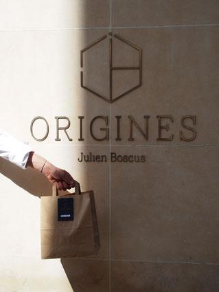 Restaurant ORIGINE - Paris