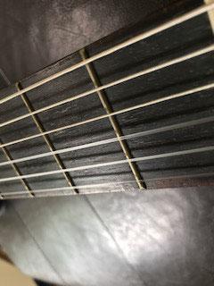 新しい低音弦