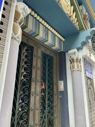 """Placa Cityline de Fermax instalada en la """"Casa Jueva"""""""