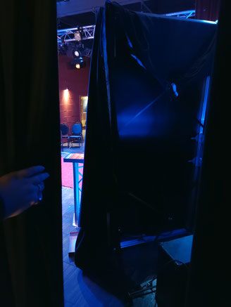 Backstage Theater im Walzwerk Kleinkunst Dienstleistung Künstlerbetreuung