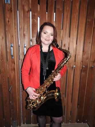 Paulien Jeuring - tenor saxofoon