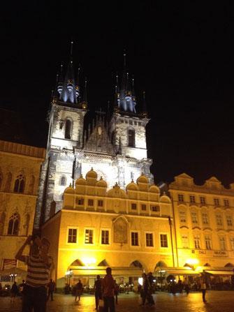 Prag, Teynkirche, Altstadt