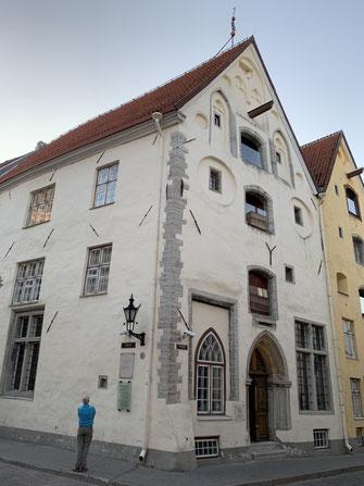 Tallinn, Estland, Altstadt
