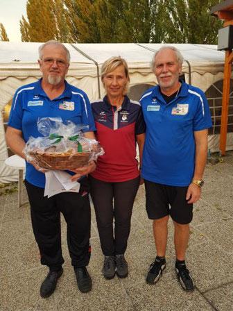 2. Platz SG Pottschach-Eisbären Neunkirchen