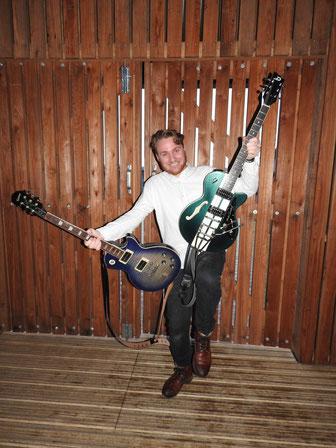 Rick Scholten - lead gitaar, zang