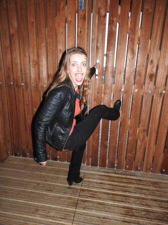 Laura Peters - zang