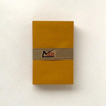 タイ 封筒 ロングセラー 業務用 シュガーペーパー 定番 クラフト紙