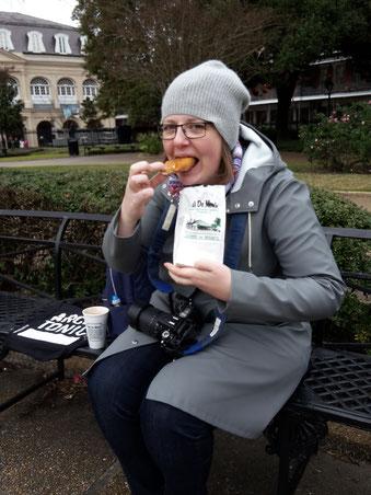 New Orleans Cafe Du Monde Sweets