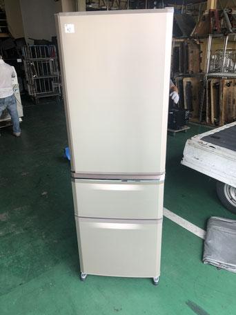 MITSUBISHI3ドア冷蔵庫