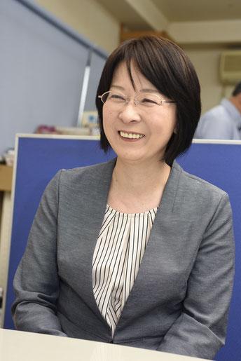 株式会社トラスト・ウィン 代表取締役社長 星惠子さん。