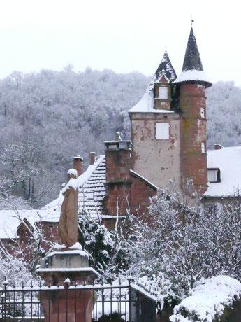 à 200 m de La Mérelle, le Castel de Maussac est un des 4 Castels de Collonges-la-Rouge