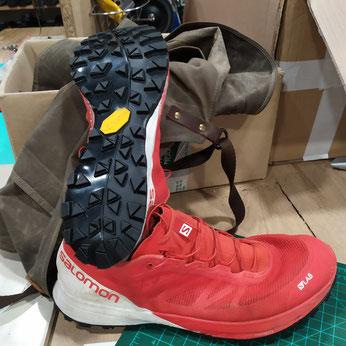 ressemelage chaussures de trail