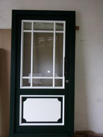 Haustür weiß sprossen  Haustüren & Wintergärten - tischler-faps Webseite!