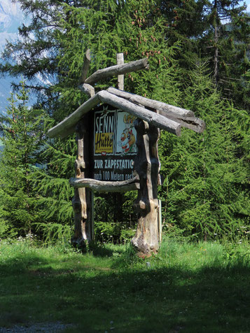 Senn Hütte St Anton am Arlberg