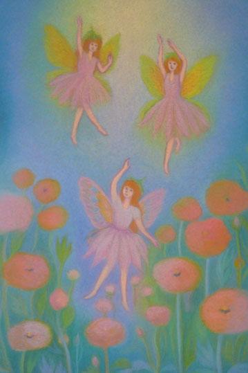 Fairy dance 62.5cmx42.5cm