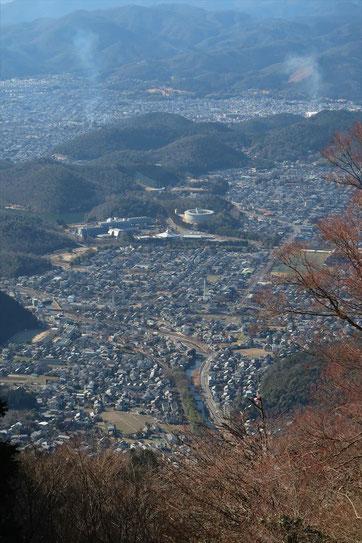 京都トレイル東山コース比叡山展望