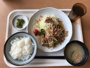 <スタミナ定食>