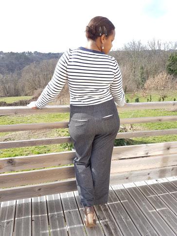 Pantalon frances, ottobre édition 2/2018_danse des aiguilles