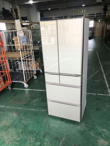 HITACHI6ドア冷蔵庫