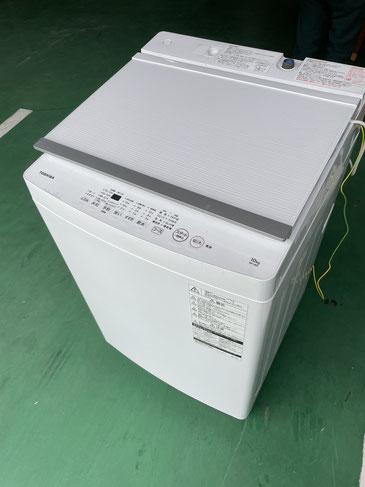 東芝全自動洗濯機