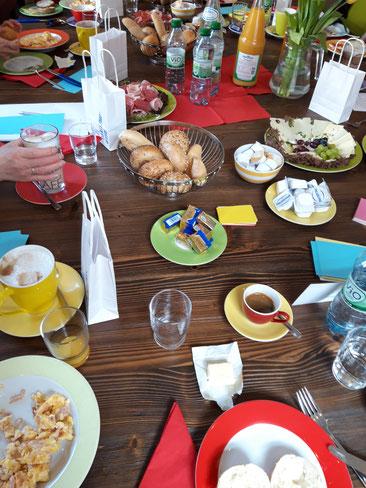 Coaching-Frühstück in Stuttgart Frühstück Selbstreflexion Inspiration Geschenk