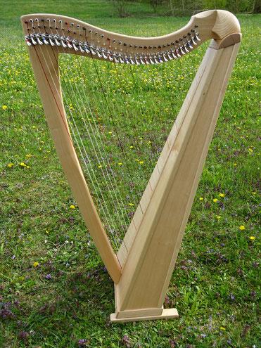 kleine Harfe