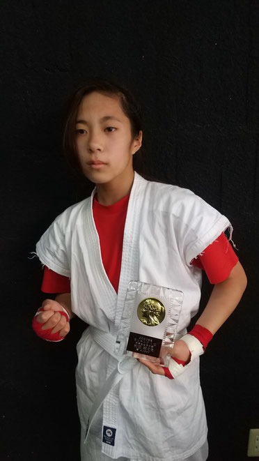 女子選手もteamYAMATO大和高田本部では頑張って試合に出ています。