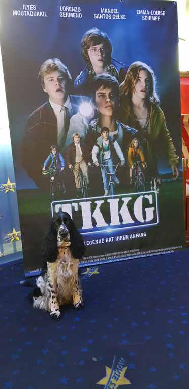 Zelda ist Oskar bei TKKG! Foto: Svenja Arendt