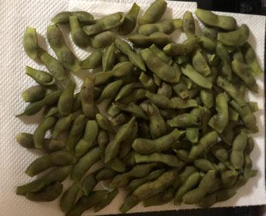丹波の枝豆