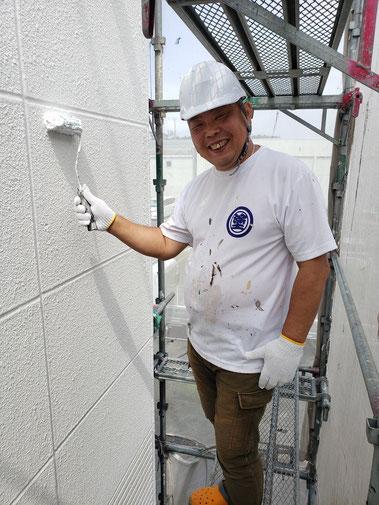 サトウ塗装株式会社の佐藤慶典プロフィール