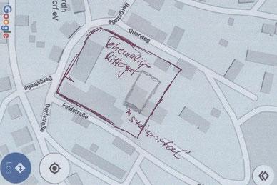 Bild: Wünschendorf Rittergut Erzgebirge