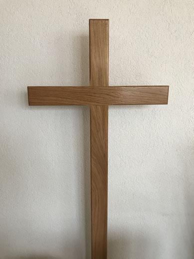 Kreuzform gerade (Eiche)