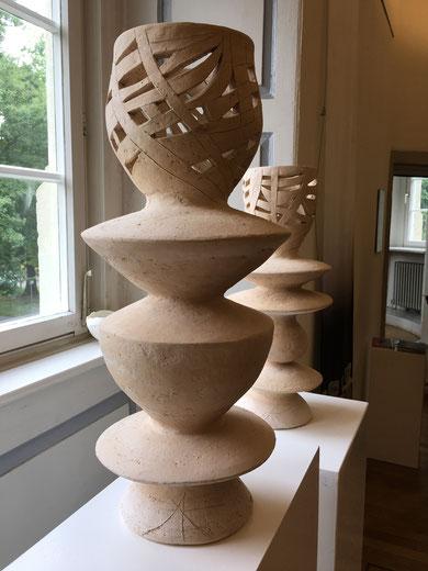 Angelika Karoly, Keramik