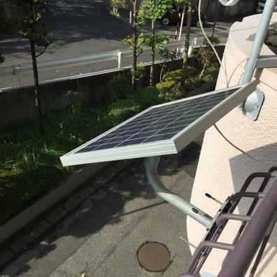 15Wの太陽光発電パネル