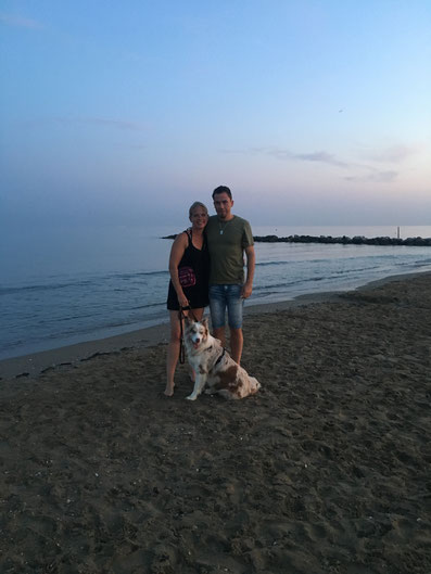 Thommy und Anita mit Sia