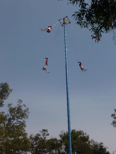 Les Voladores
