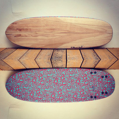 "#287 FOR SALE Egginos 5'4"" x 20""¼ x 2""5/8"