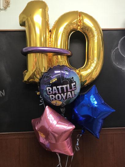 ヘリウム入り 風船 誕生日 発表会 ウェディング お祝い