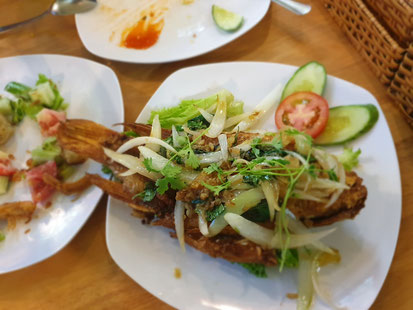 Bestes Essen der Stadt bei Kan Ha Noi in Nha Trang
